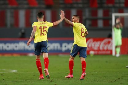 Colombia, a mantener el ímpetu del debut de Rueda ante la reforzada Argentina