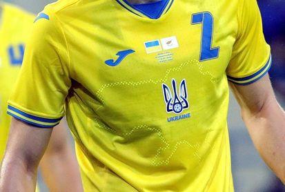 Ucrania incluye a Crimea en camiseta para la Eurocopa y Rusia monta en cólera
