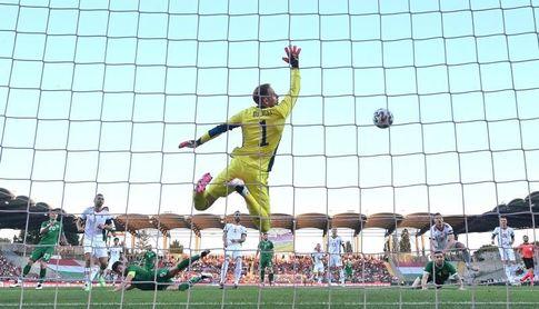 0-0. Hungría se atasca ante Irlanda