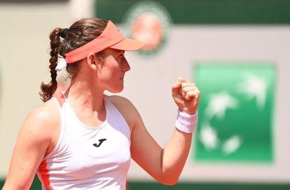 Badosa cae de forma épica en cuartos de Roland Garros