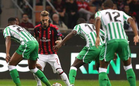 El Betis, pendiente de la ofensiva del Milan por Junior, que tiene letra pequeña