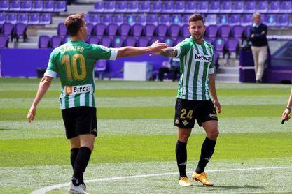 Aitor Ruibal renueva con el Betis hasta 2025