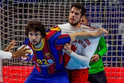 El azulgrana Luis Frade quiere ser el primer portugués en ganar la Champions