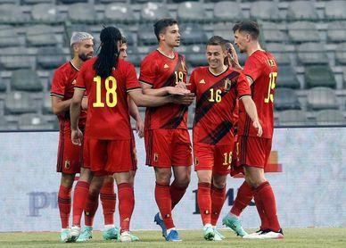 Bélgica dará una prima de 435.000 euros por futbolista si gana la Eurocopa