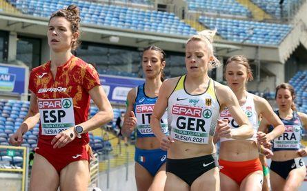 Blanca Fernández de la Granja apura sus opciones olímpicas en Niza (Francia)