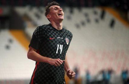 Ante Budimir: ?Es un orgullo jugar con Luka Modric?