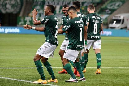 El derbi entre los alicaídos Palmeiras y Corinthians anima la Liga en Brasil