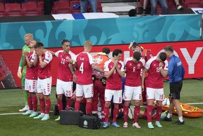 """La selección española muestra su """"sincero apoyo"""" a Eriksen y Dinamarca"""