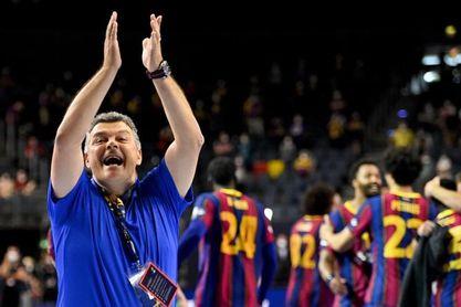 36-23. El décimo cetro europeo cierra el ciclo de Xavi Pascual en el Barça