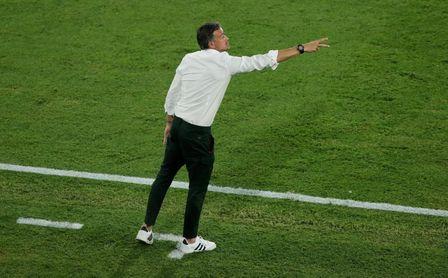 "Luis Enrique: ""Yo he visto que a Morata le han aplaudido"""