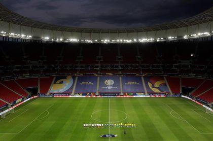Sin Bolsonaro y con insípida inauguración la Copa América da puntapié inicial