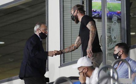 La última de Ramos: se reúne con Florentino al mismo tiempo que filtra una oferta del Sevilla.