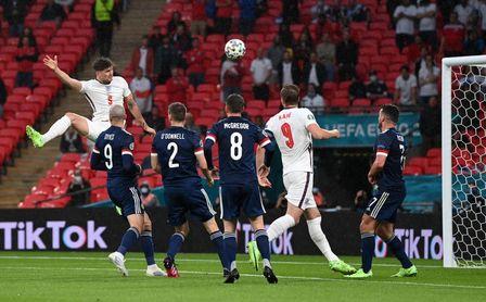 0-0: Inglaterra y Escocia empatan a orgullo