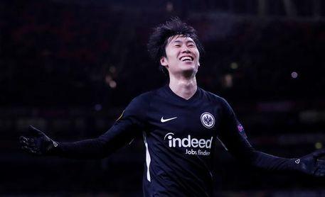 Daichi Kamada, vinculado con el Sevilla FC