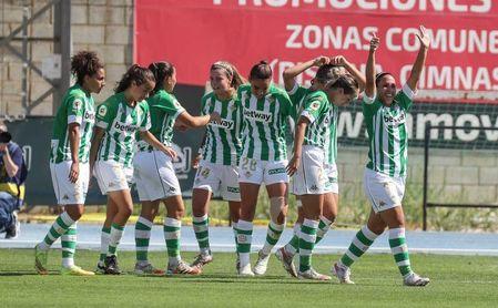 El Betis Féminas certifica la permanencia goleando al Dépor (3-1).