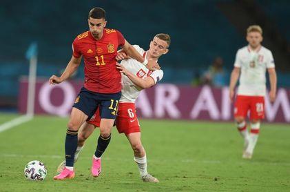 Kozlowski se convierte en el más joven en jugar una Eurocopa