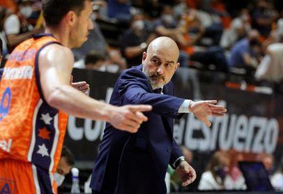 Ponsarnau: ?En el Valencia el entrenador debe ser un paraguas?