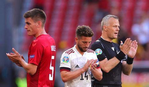 Bjorn Kuipers dirigirá el Eslovaquia-España