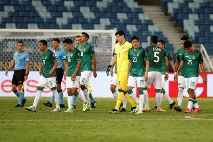Bolivia se entrena con un ojo en el partido entre Uruguay y Chile
