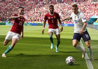 """Digne dice que Francia mostrará su """"calidad"""" para ganar a Portugal"""