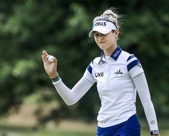 Nelly Korda gana el Meijer LPGA Classic, su séptimo torneo profesional