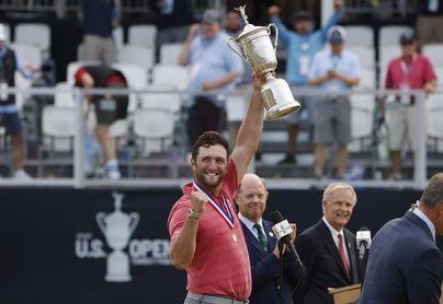 La prensa destaca la espectacular victoria del golfista español Jon Rahm en el Abierto de EE.UU.