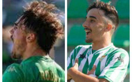 Rodri y Rober, el futuro del Real Betis pasa por la sangre extremeña
