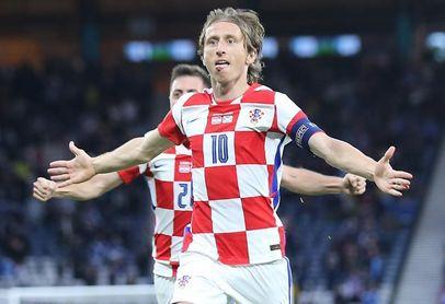 3-1. Modric conduce a Croacia a octavos