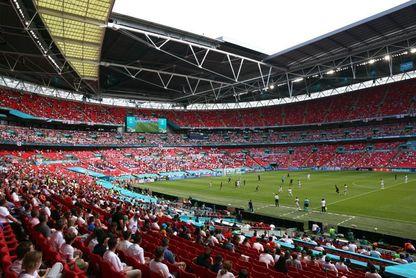 Habrá más de 60.000 aficionados en Wembley para semis y final de la Eurocopa