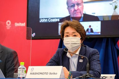 """Hashimoto: """"Los atletas estarán agradecidos porque los JJOO van a celebrarse"""""""