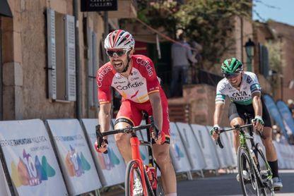 Jesús Herrada y Rubén Fernández en el equipo del Cofidis para el Tour