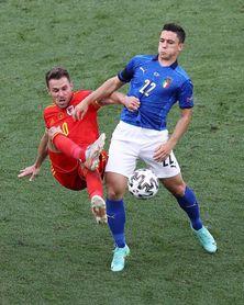 Raspadori, entre Eurocopa y universidad