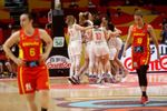 71-64. Serbia ganó en la prórroga y España no luchará por las medallas
