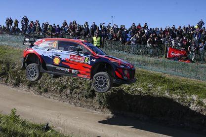 Dani Sordo debuta en el Rally Safari Kenia