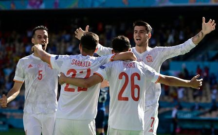 España coge aire en los pronósticos tras la revolución de favoritos a ganar la Eurocopa.
