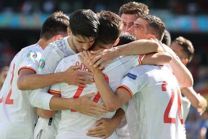 Más de 6 millones de espectadores siguieron el Eslovaquia-España por televisión