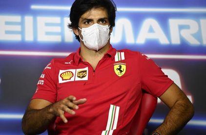 Sainz: Estos tres días en la fábrica son de los que más disfruté como piloto