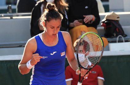 Sara Sorribes a semifinales sin jugar