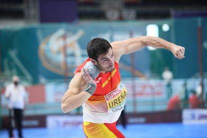 """Ureña: """"No será fácil, pero puedo conseguir la mínima olímpica"""""""