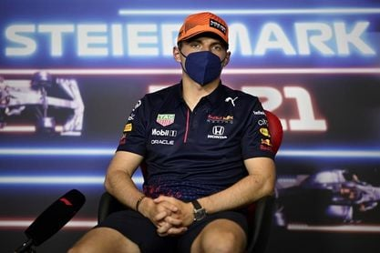 Verstappen: Grandes recuerdos de Austria, sobre todo de mis dos triunfos