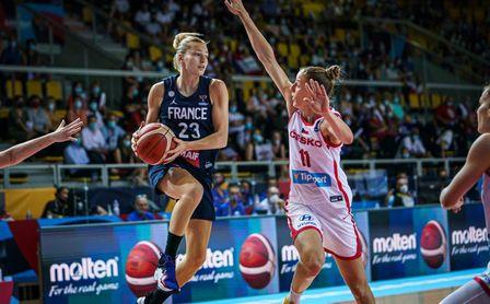 Francia, favorita ante Bielorrusia; Serbia-Bélgica semifinal más igualada del Eurobasket