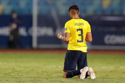 Ecuador se juega pasar a cuartos ante la todopoderosa Brasil, ya clasificada