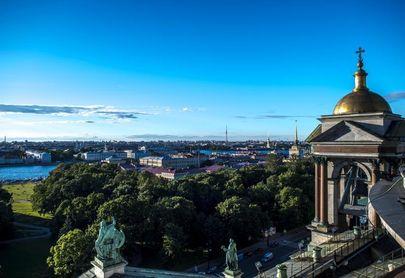 El Gran Premio de Rusia se disputará en San Petersburgo a partir de 2023