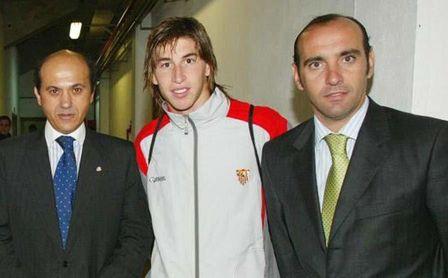 Monchi rompe una lanza en favor de Sergio Ramos.
