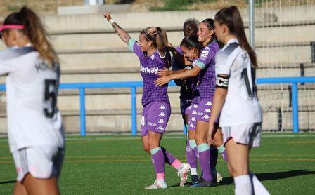 2-2: Un punto de fe para la sonrisa final del Betis Féminas