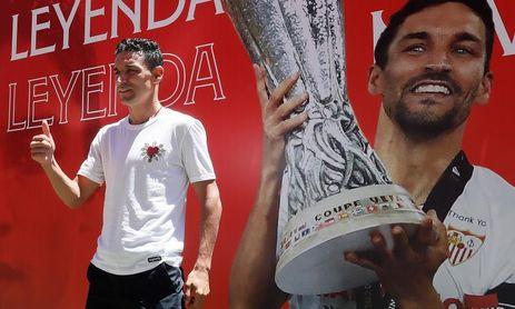 """Jesús Navas: """"Ha sido muy duro, un palo, no ir a la Eurocopa"""""""