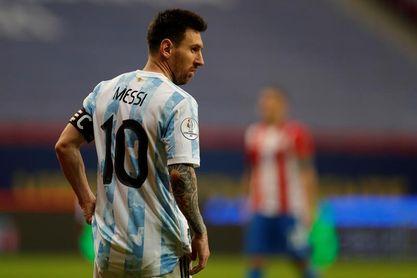 Messi será titular con Argentina para enfrentar a Bolivia