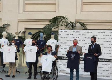 #ValeLaPierna, el reto de Caverzaschi para impulsar el deporte paralímpico