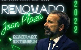 Joan Plaza renueva por el Real Betis Baloncesto