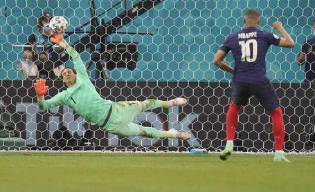 3-3. Mbappé condena a Francia en los penaltis